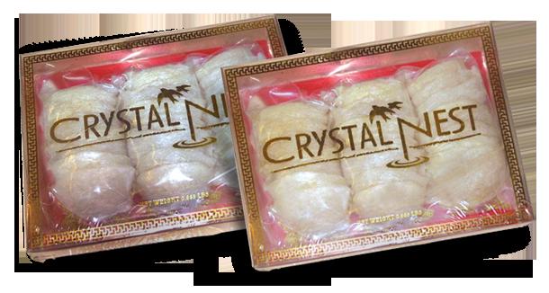 Crystal Nest Box