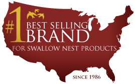 #1 Best Selling Brand in USA